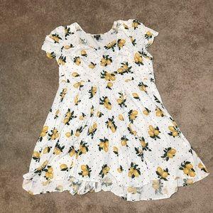 Torrid Lemon Dress